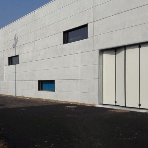 costruzione capannone industriale meteor impresa costruzioni treviso lovisotto