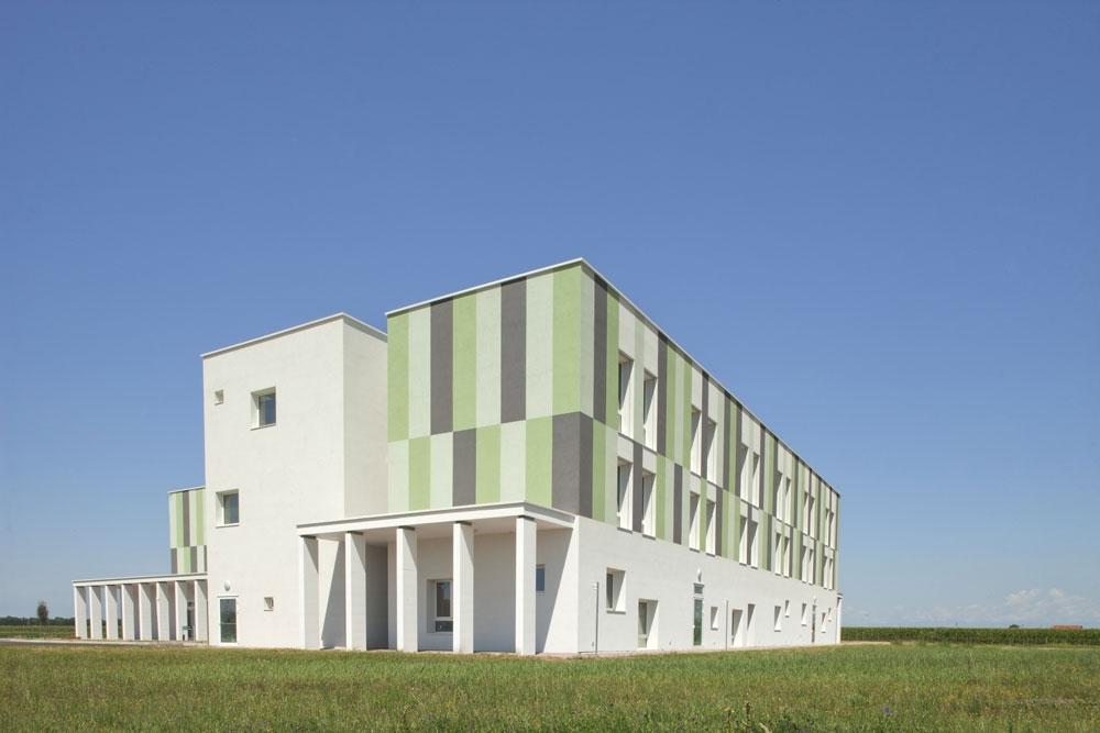 costruzione centro servizi anziani jesolo impresa costruzioni lovisotto treviso