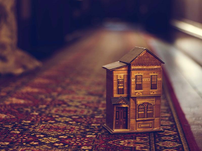 modifiche alla disposizione interna di un immobile