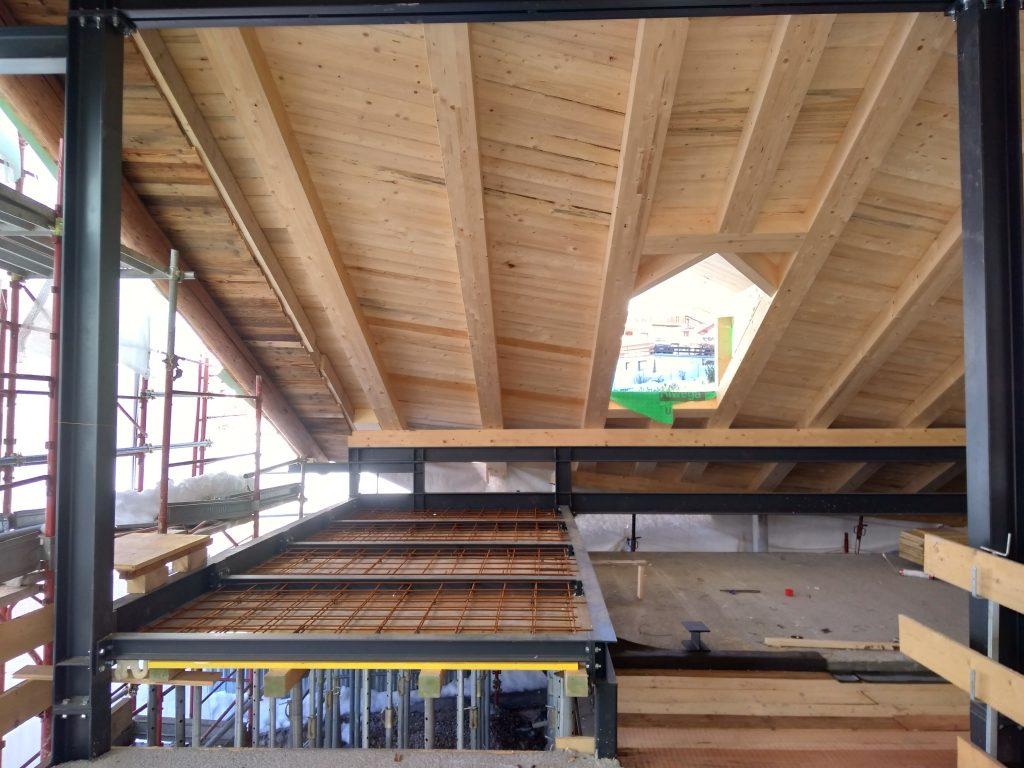 ristrutturazione cortina struttura legno