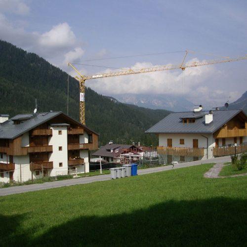 complesso residenziale san vito di cadore impresa costruzioni lovisotto