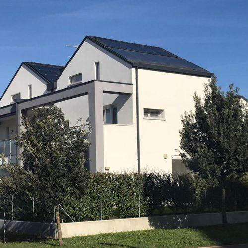 Impresa Costruzioni Jesolo costruzione appartamenti residence Leonardo