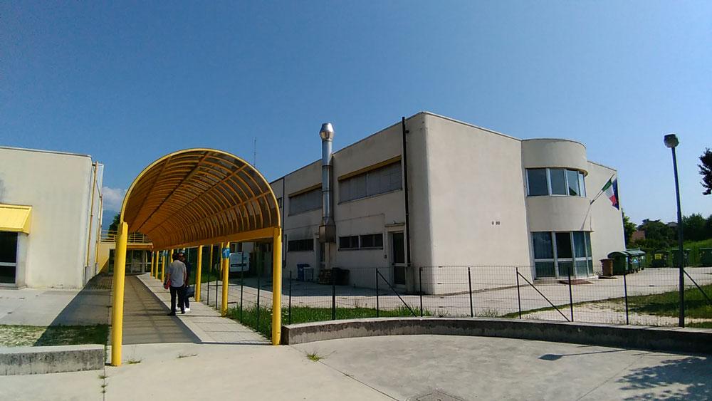 ristrutturazione adeguamento antisismico scuola sacile impresa costruzioni lovisotto