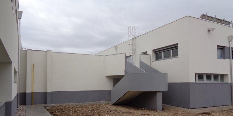 ristrutturazione adeguamento sismico scuola deledda sacile