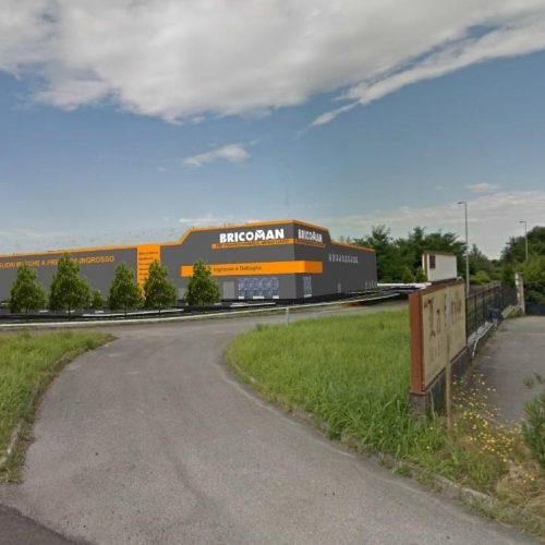 lovisotto impresa edile costruzione centro commerciale bricoman udine