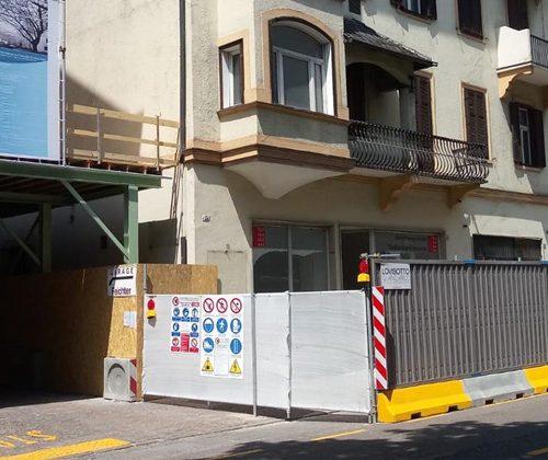 costruzione sede personale provincia Bolzano