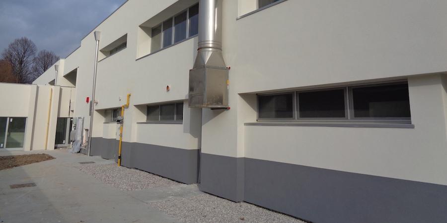 adeguamento sismico scuola Sacile Deledda