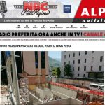 posa prima pietra palazzo della ripartizione del personale Bolzano